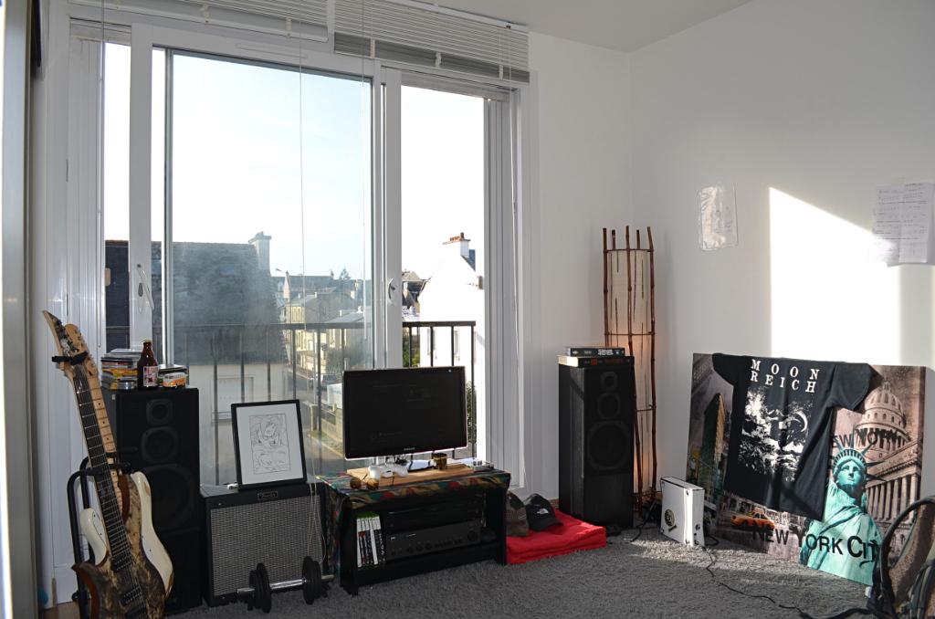 T1 MEUBLE - WALDECK ROUSSEAU - 29 m²