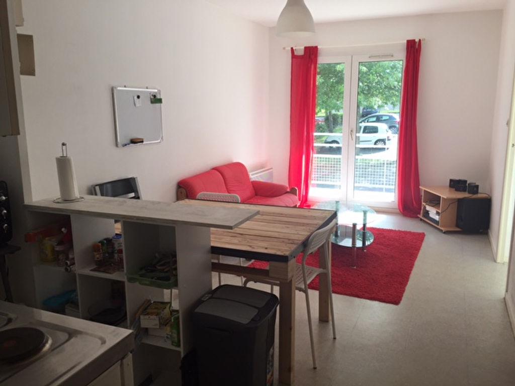 T1 BIS 2 Rue Le Flem N°62 - 2 pièce(s) - 30 m2