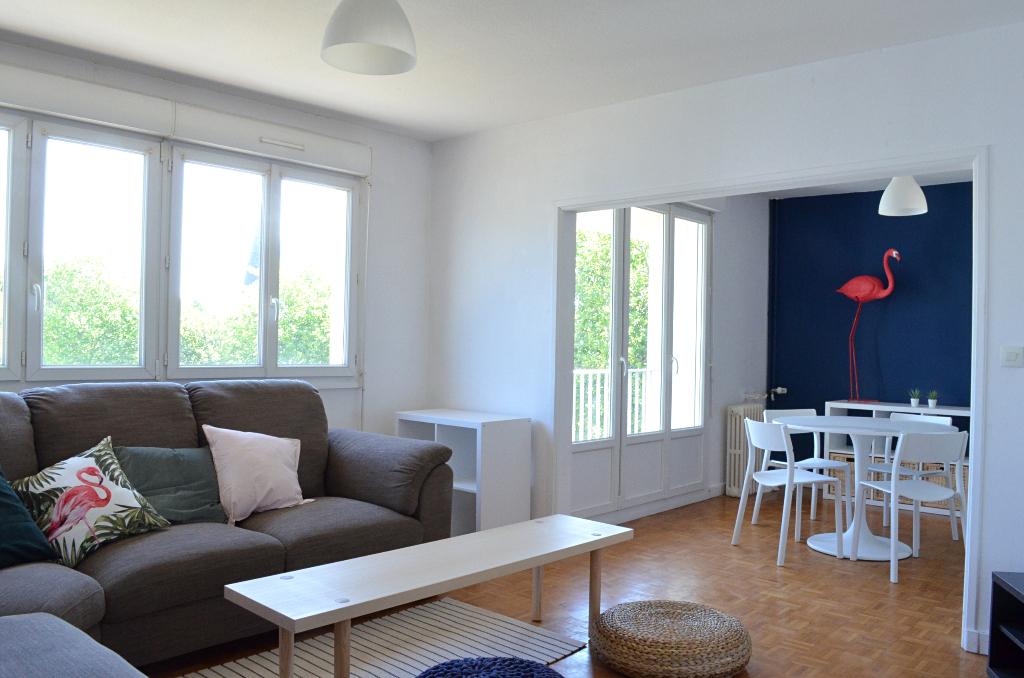 T6 MEUBLE COLOC ETUDIANTE-RUE DE PICARDIE -106 m2
