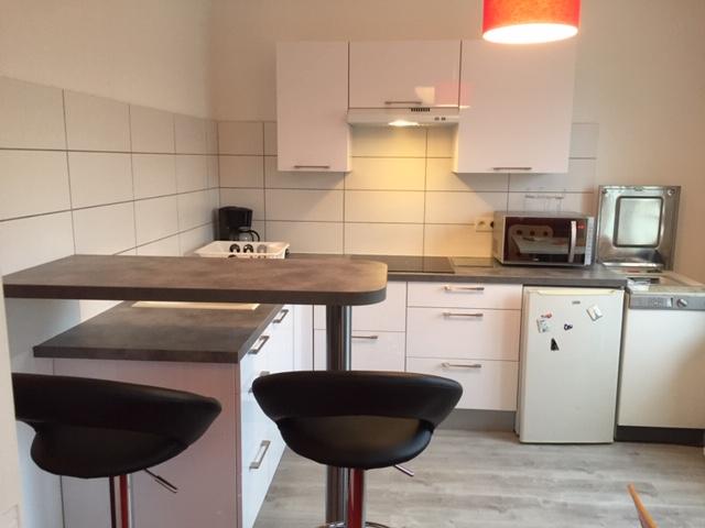 T1 BIS MEUBLE - RUE LANGEVIN - 36.50 m²