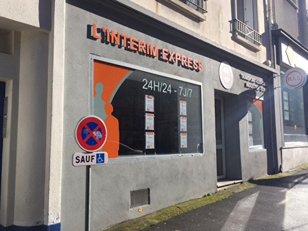 local professionnel 15 RUE DE LYON - Brest 3 pièce(s) 57 m2