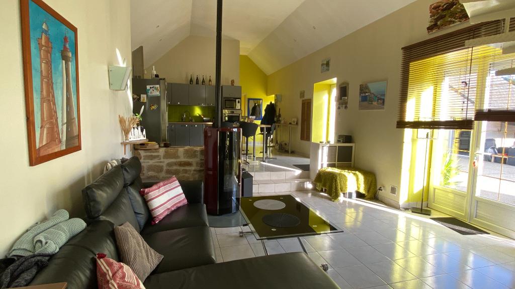 Maison atypique - Secteur Saint-Pierre - 110m²