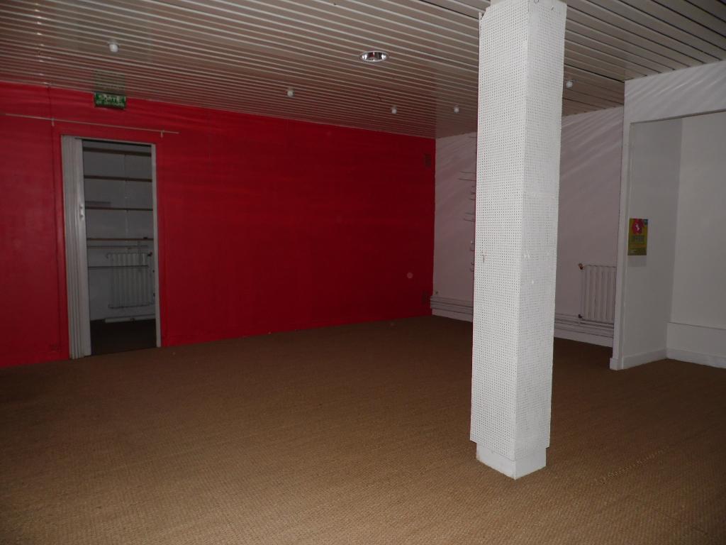 Local commercial Brest 2 pièce(s) 100 m2