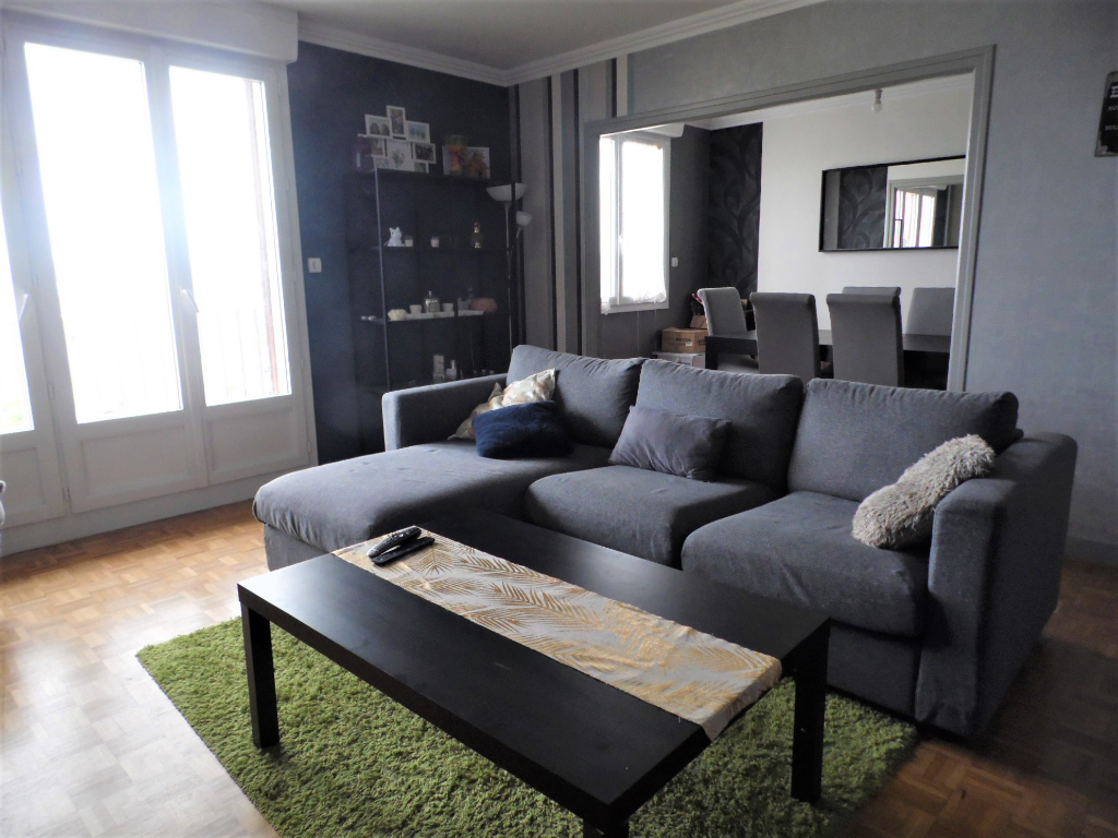 Appartement Brest 5 pièce(s) 92 m2