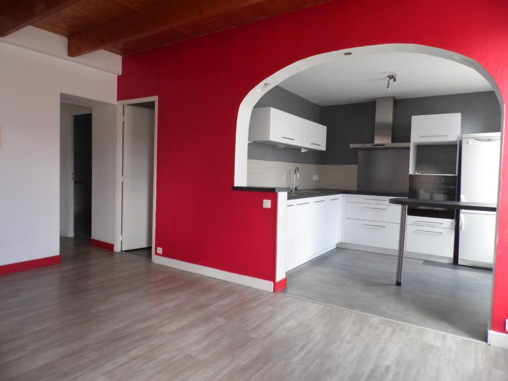 Appartement Brest 5 pièce(s)  68 m2