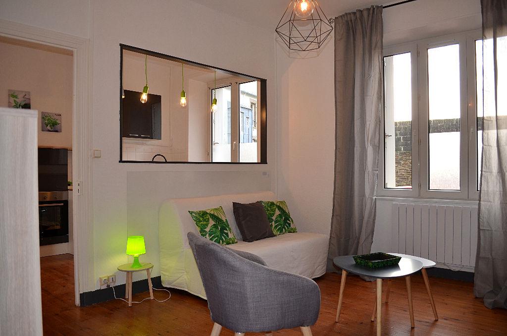 T1 - RUE JULES GUESDE - 28 m2