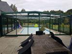 TEXT_PHOTO 2 - A VENDRE - Propriété avec piscine couverte CLOHARS FOUESNANT