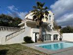 Plan de Cuques Villa T4/5 piscine garage double