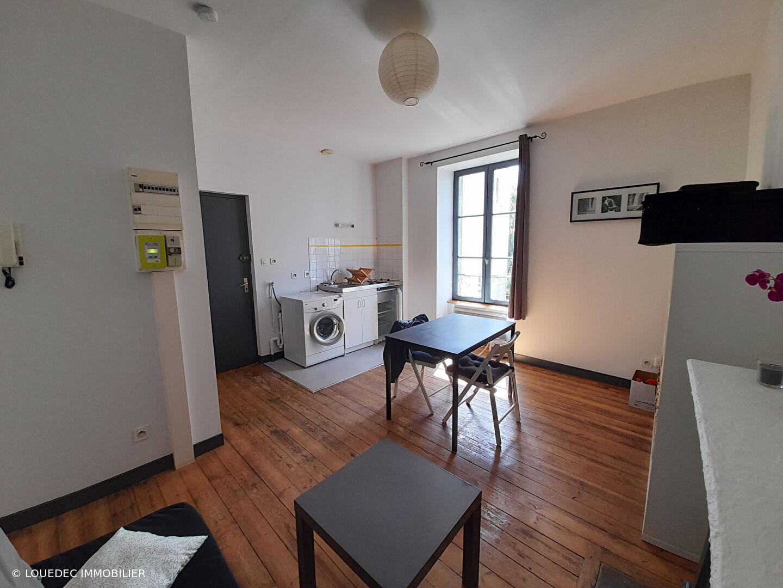 Appartement  1 pièce(s) 21.10 m2