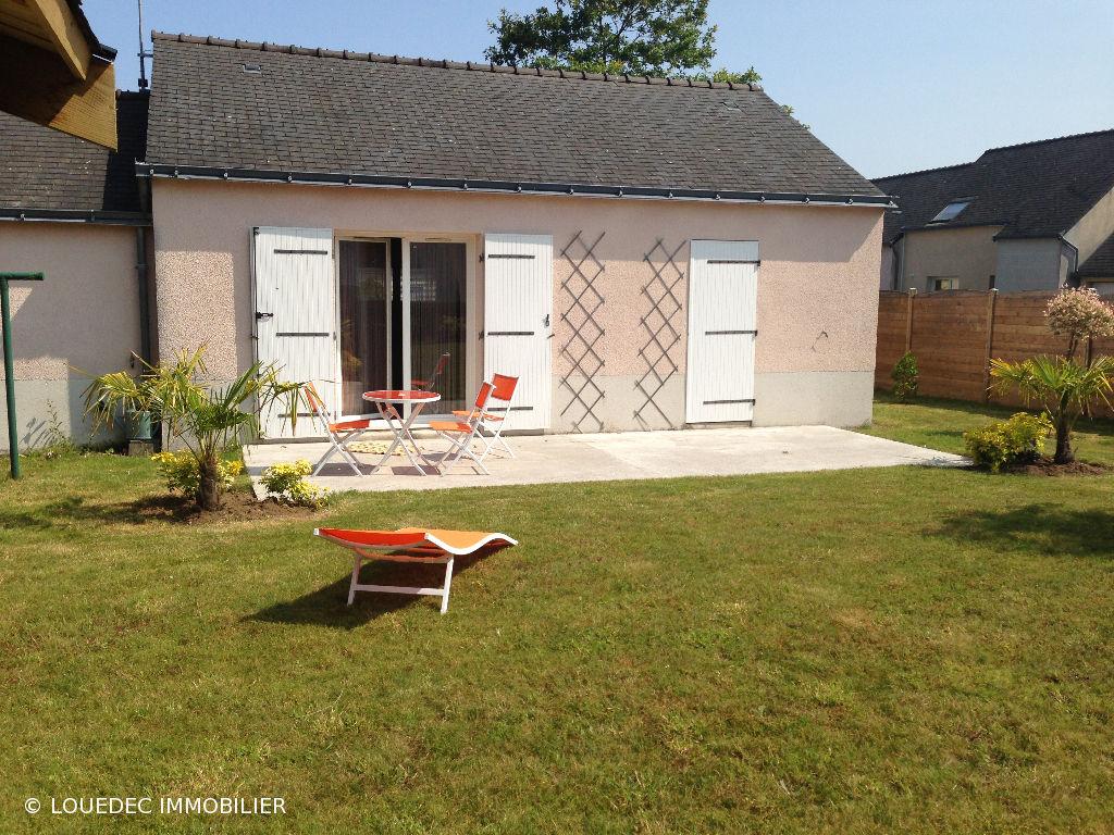 Maison Ergue Gaberic 2 pièce(s) 48.62 m2