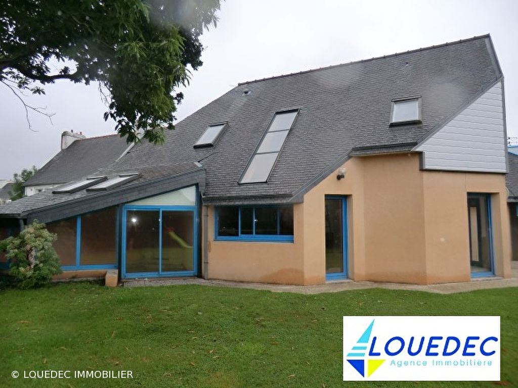 Quimper Ergu� Armel maison T5 - 123 m�