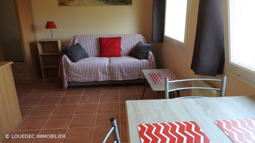 Appartement Plogonnec 1 pièce(s) 22.80 m2