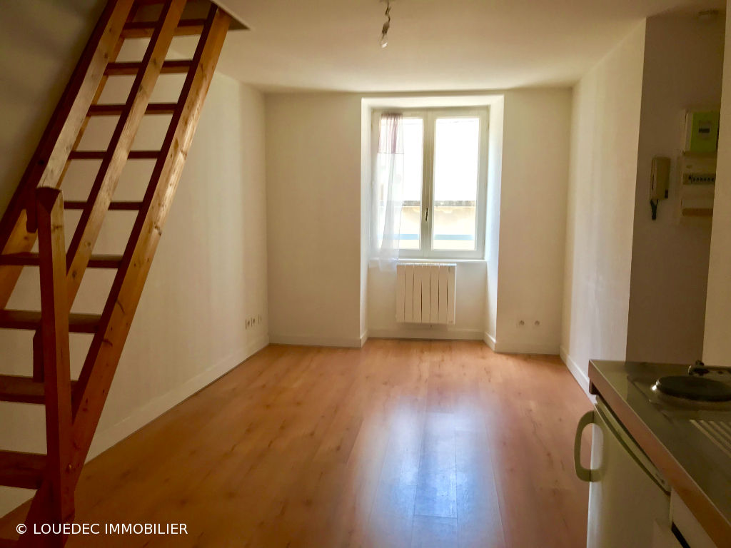 Appartement T2 duplex - Quimper centre ville