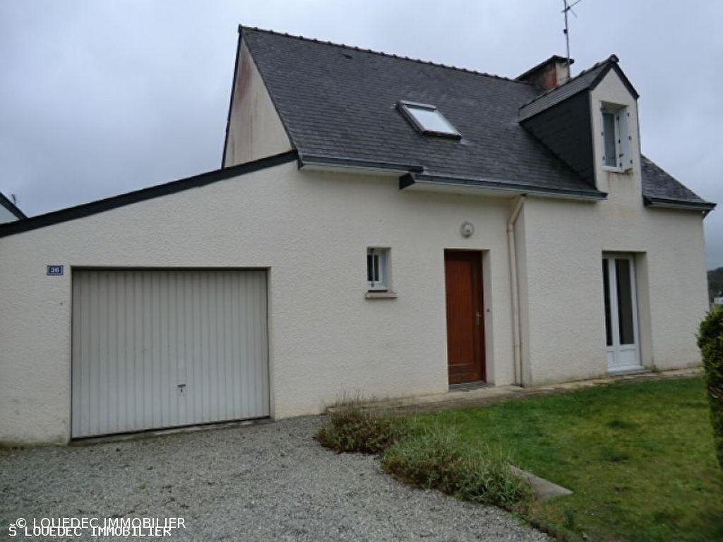 Maison Quimper 4 pi�ce(s) 80.90 m2