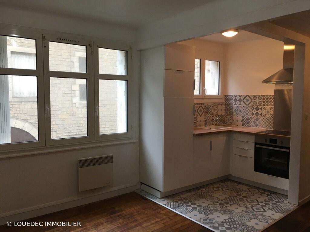 Appartement Quimper 3 pièce(s) 63.34 m2