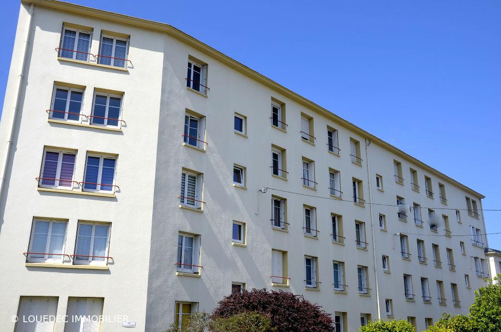 QUIMPER centre à pieds Appartement  T4 de  72 m2