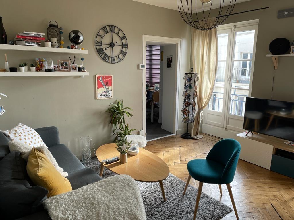 Nantes Graslin, 2 pièces 38 m²