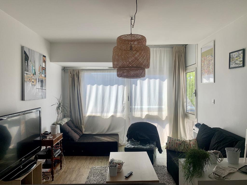 Nantes Guis'thau, T2bis de 47 m² en duplex