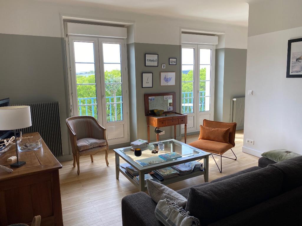 Nantes hyper centre, appartement 3 pièces de 91 m²
