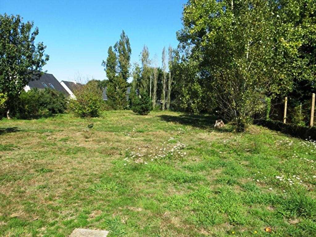 Terrain à bâtir viabilisé 1000 m2 à 1 km du centre de Penestin par les sentiers et à 2 kms des plages