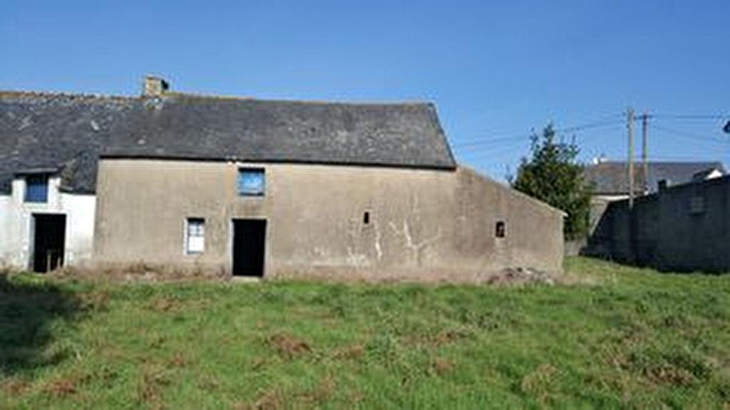 maison en pierres à restaurer aux portes de LA ROCHE-BERNARD 56130 FEREL