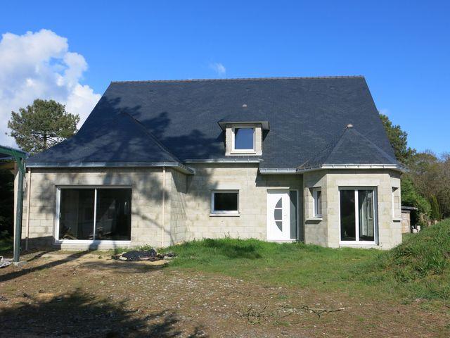 Maison non achevée A VENDRE 56130 CAMOEL proche port de plaisance, quartier résidentiel