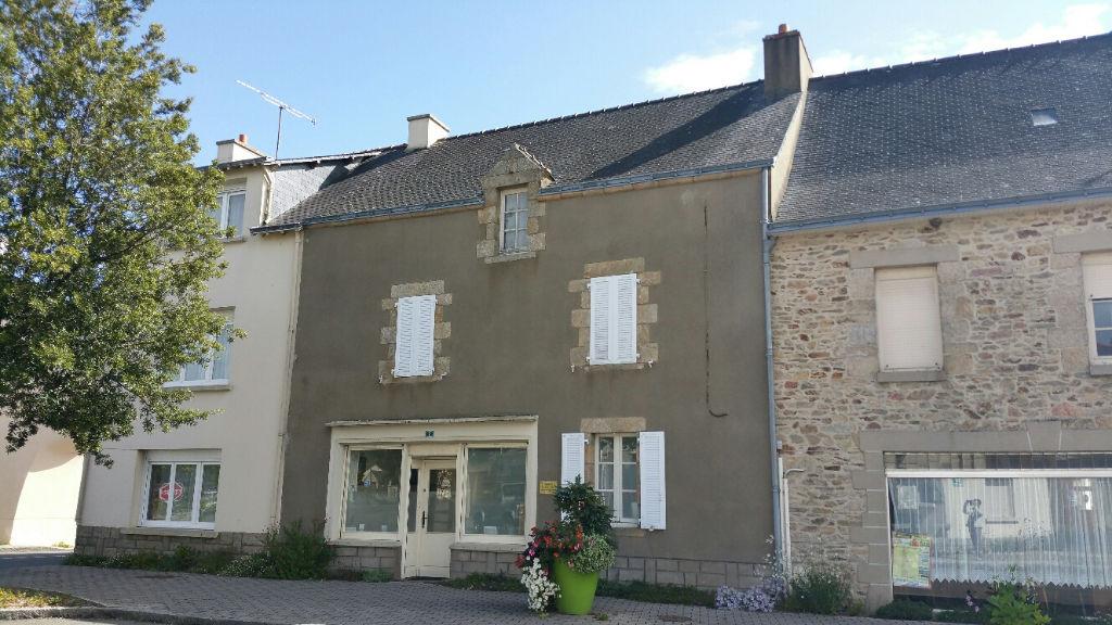 A VENDRE Maison de bourg Arzal 6 pièce(s)