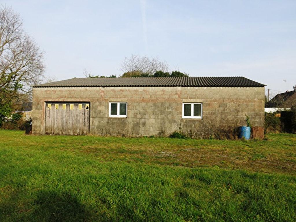 Terrain à vendre de 499 m² avec garage existant 56760 Penestin bord de mer