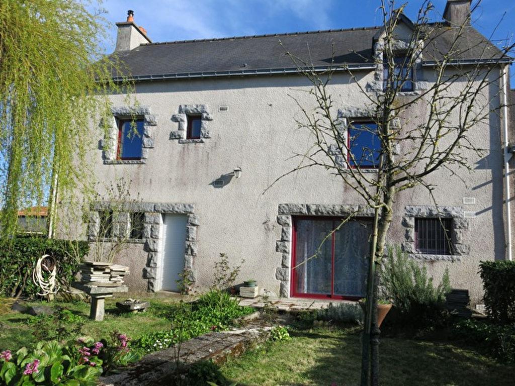 Maison à vendre 56130 CAMOEL proche bourg 147 m² habitables 4 chambres 2 dépendances MORBIHAN BRETAGNE SUD