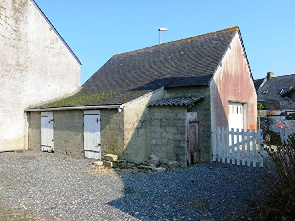 Terrain constructible de 315 m² sur lequel un garage 56760 PENESTIN commune littorale en BRETAGNE SUD