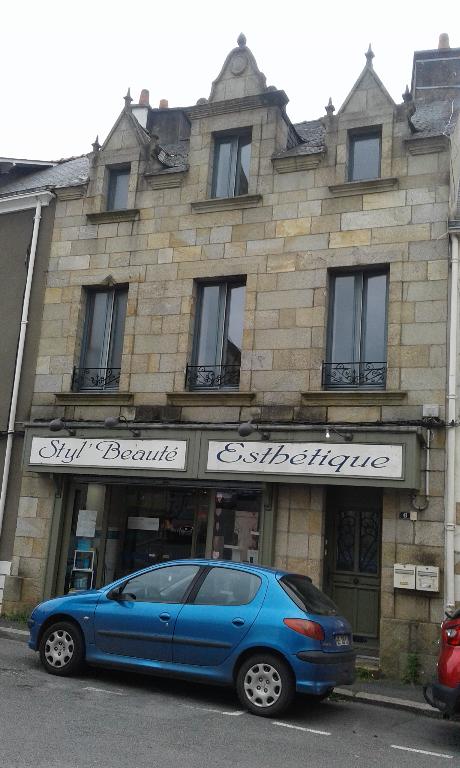LA ROCHE BERNARD, IMMEUBLE DE RAPPORT POUR INVESTISSEUR, BRETAGNE SUD,
