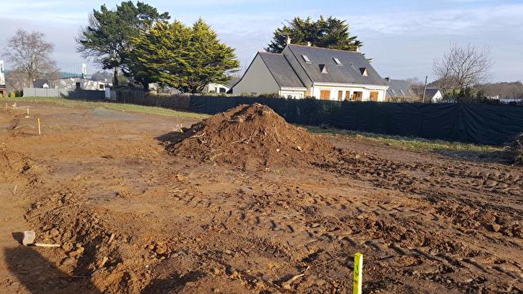 Terrain constructible à vendre FEREL 56 proche Vilaine et port de plaisance MORBIHAN