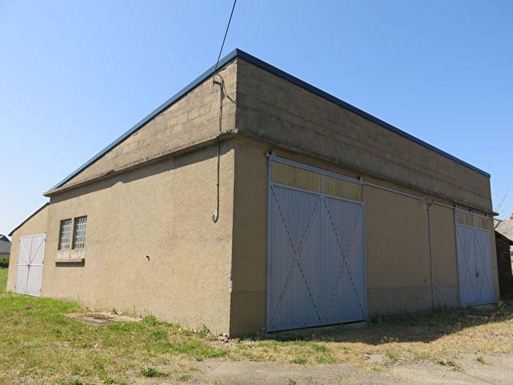 A VENDRE entrepôt garage près du centre bourg de FEREL 56130 , Idéal pour artisan, collectionneur ou pour du stockage
