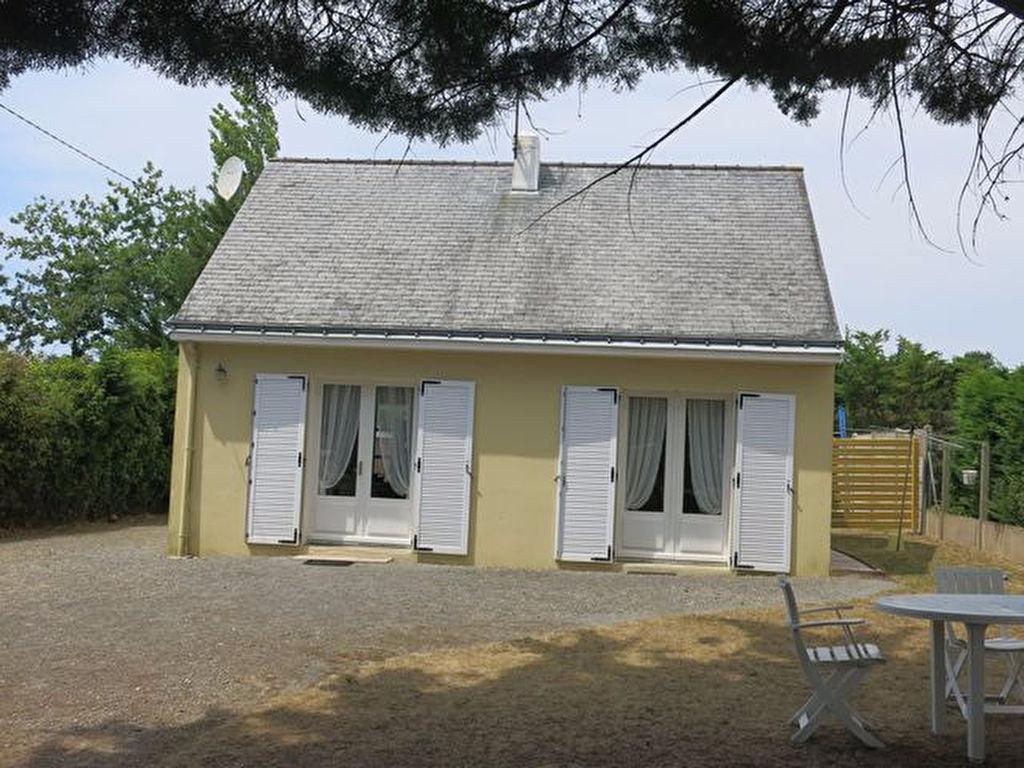 Maison à vendre 56760 Penestin à 1,5 km de la plage et d'un spot réputé pour la pêche à pied BRETAGNE SUD commune littorale en MORBIHAN