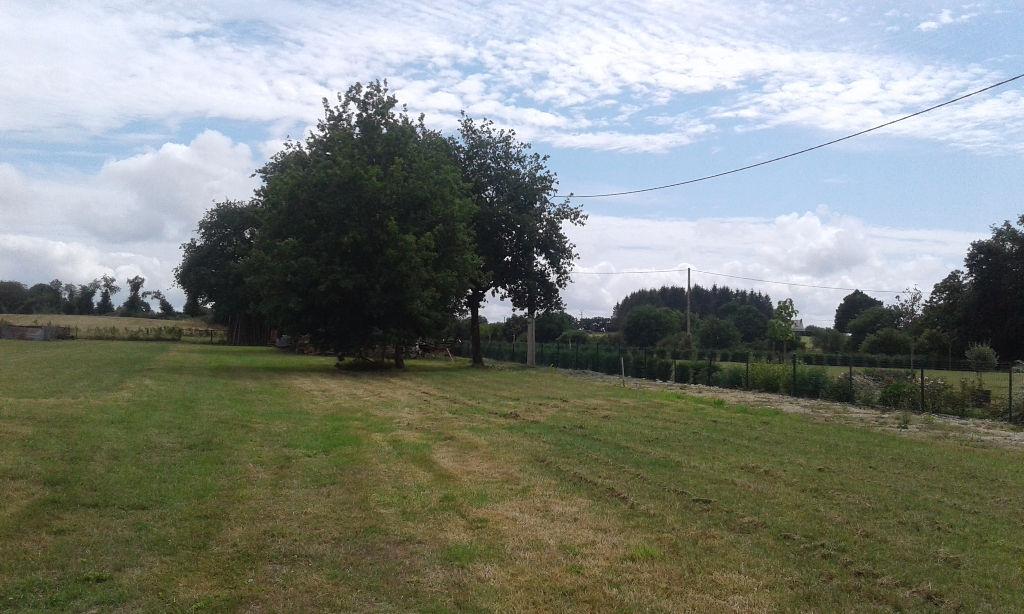 MARZAN-LA ROCHE BERNARD, GRAND TERRAIN DE 1492 M², PROCHE AXE NANTES-VANNES, BRETAGNE SUD,