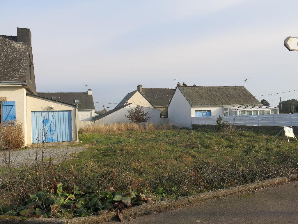 A pied de la grande plage, terrain constructible 56760 PENESTIN MORBIHAN SUD PROCHE MER