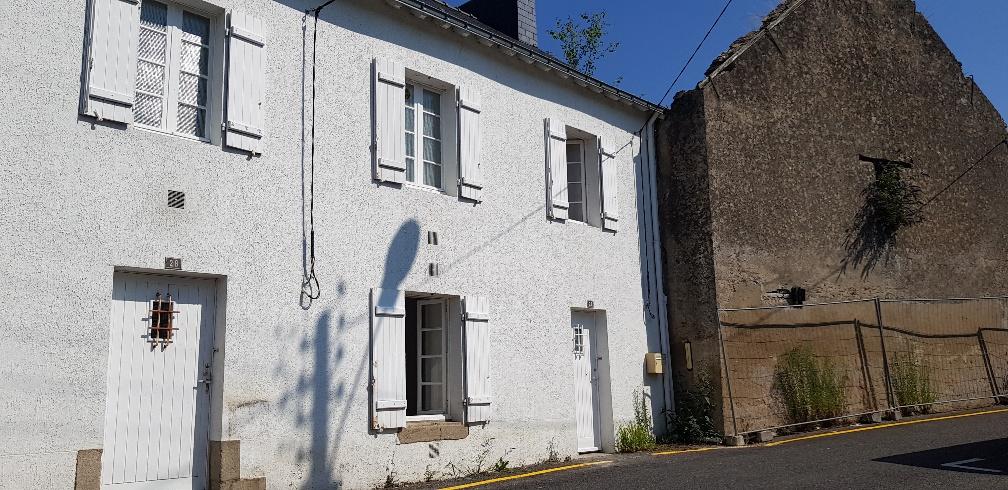 Maison Asserac 3 pièce(s) 60 m2