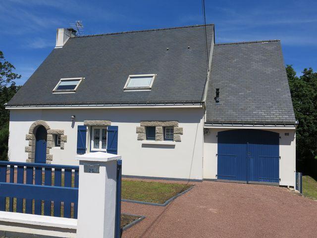 Maison à vendre 56760 Penestin au calme quartier résidentiel MORBIHAN BRETAGNE SUD