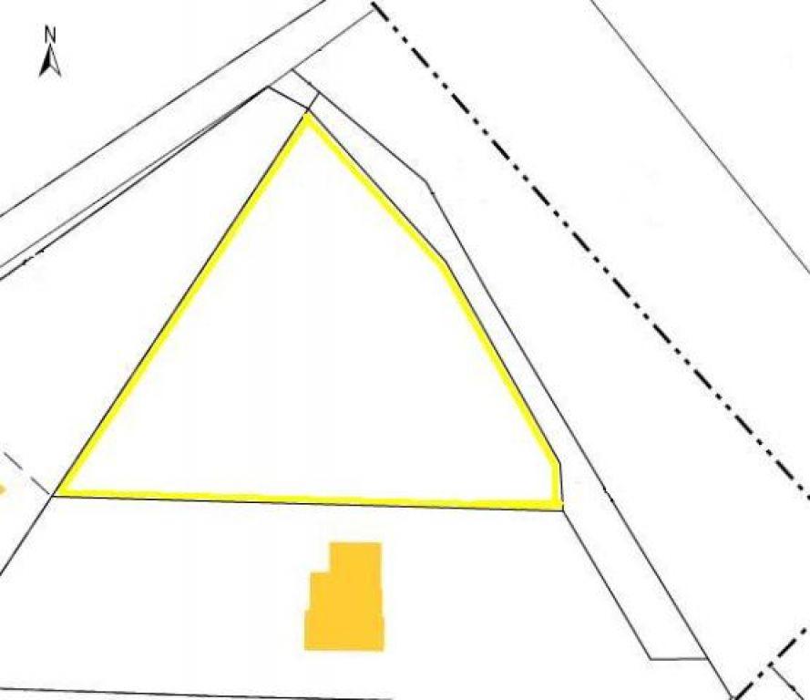Terrain Agricole de 1240 m2 a vendre a Herbignac proche LA ROCHE-BERNARD
