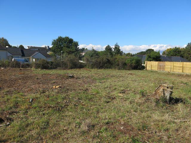 20 Minutes de Guérande Terrain constructible a vendre a Penestin