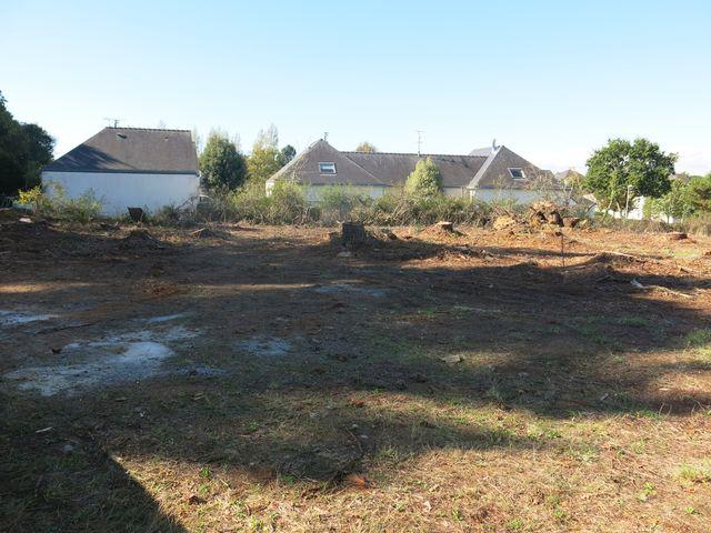 Terrain a vendre a Penestin, commune du littoral situee entre Vannes et La Baule