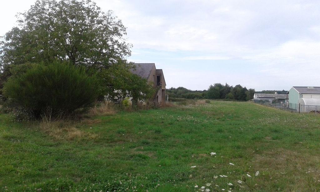 SAINT DOLAY BOURG, terrain a batir a vendre à proximité des commerces BRETAGNE SUD