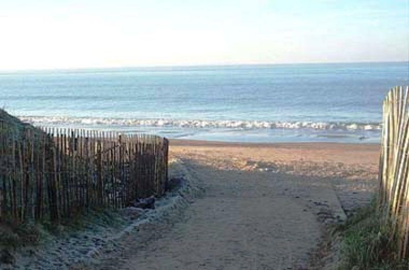 Terrain viabilisé à vendre Penestin à deux pas de la plage BRETAGNE SUD