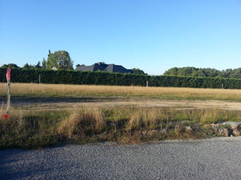 A VENDRE terrain viabilisé NIVILLAC proche commerces LA ROCHE BERNARD MORBIHAN SUD