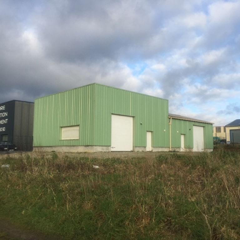 Immobilier guilers a vendre vente acheter ach entrep t - Hangar a vendre nord ...
