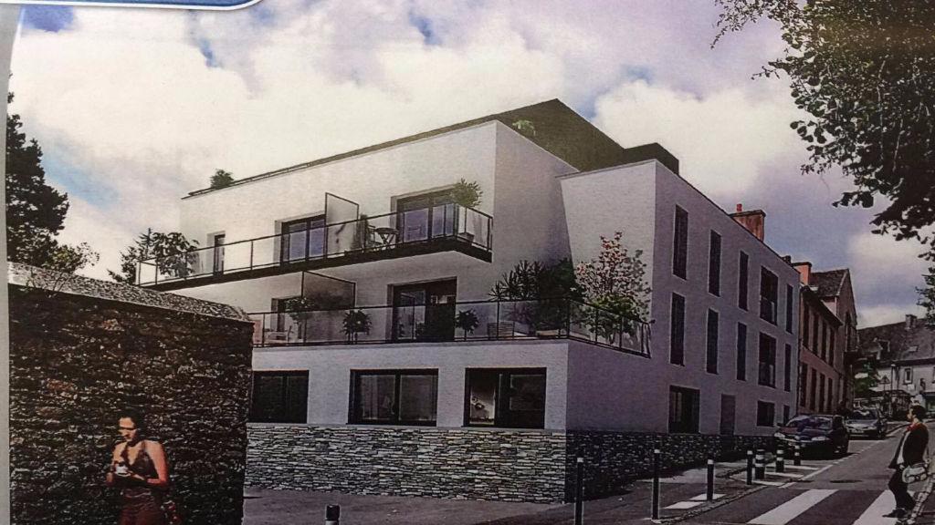 Lot 12 Appartement Bohars 3 pièce(s) 59.3 m2