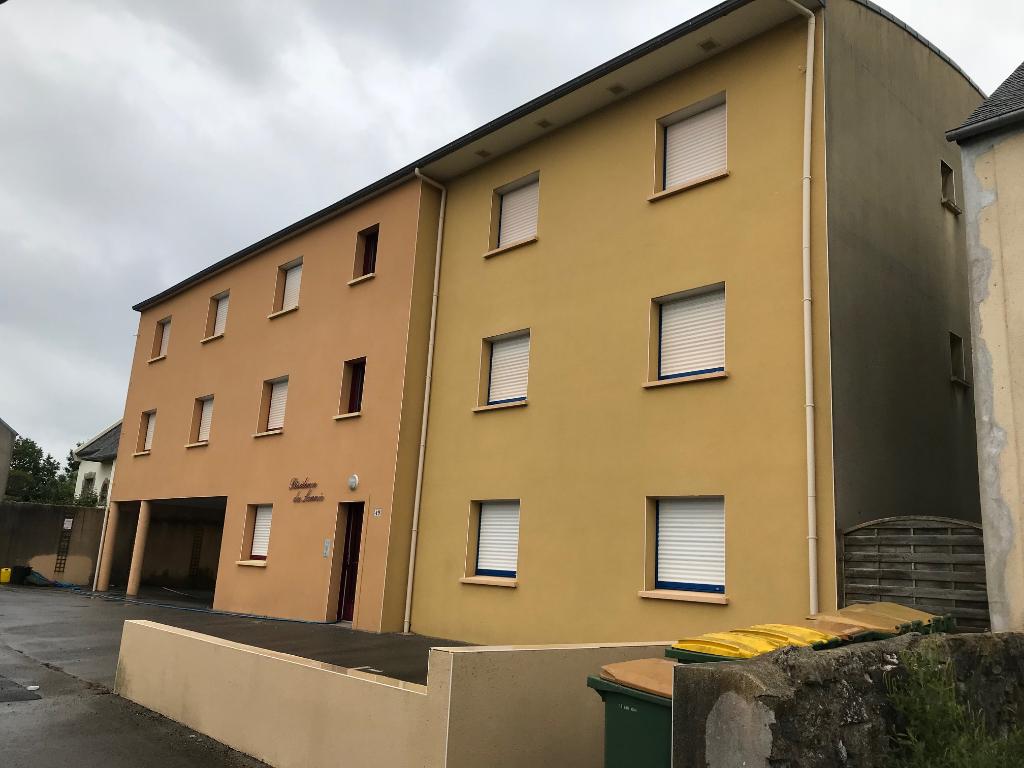 Appartement Plabennec 4 pièce(s) 1er gauche