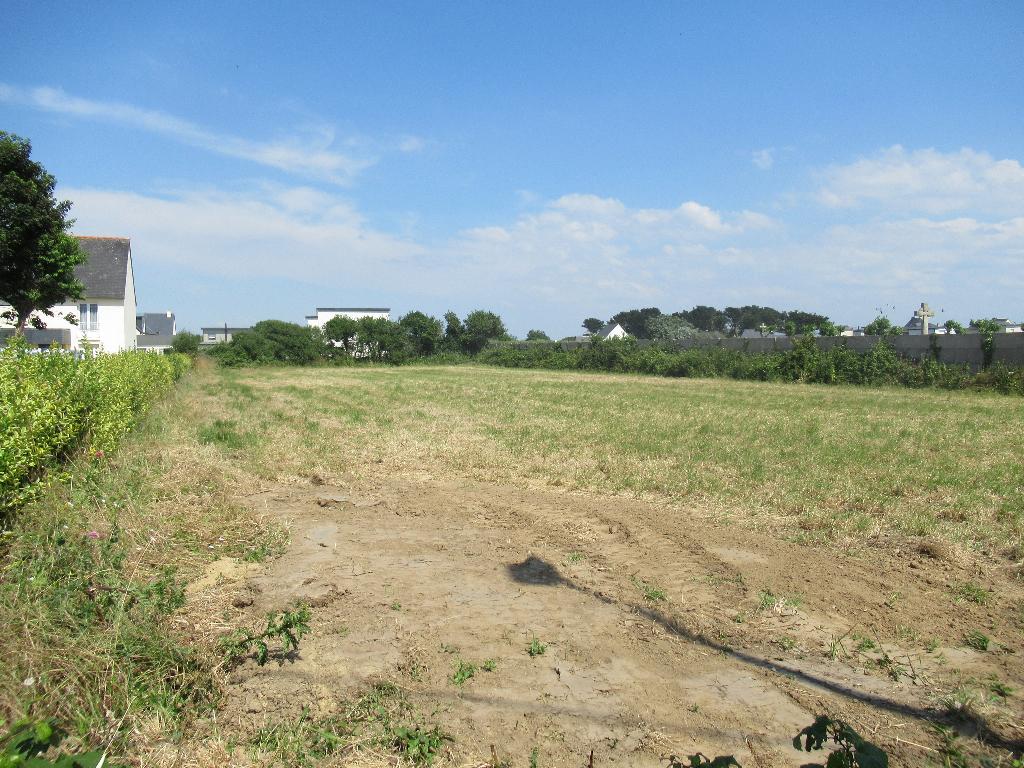 Terrain Plougonvelin 560 m2 Viabilisé et très bien placé