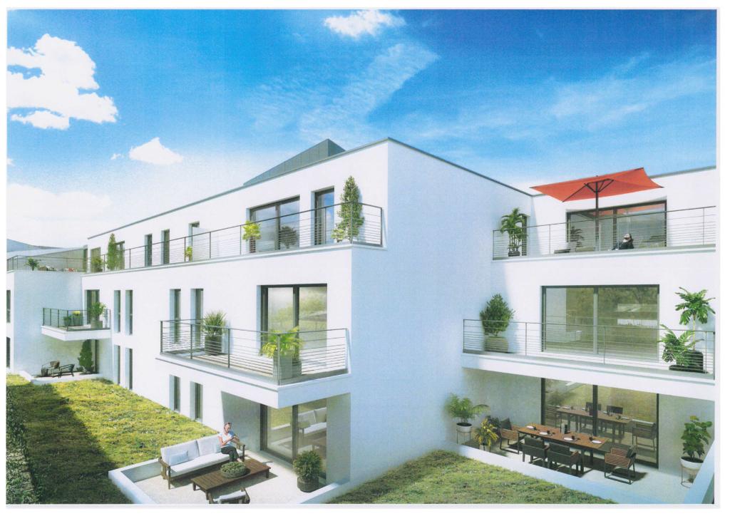 Appartement Brest 4 pièce(s) 90.65 m2 Lot 301
