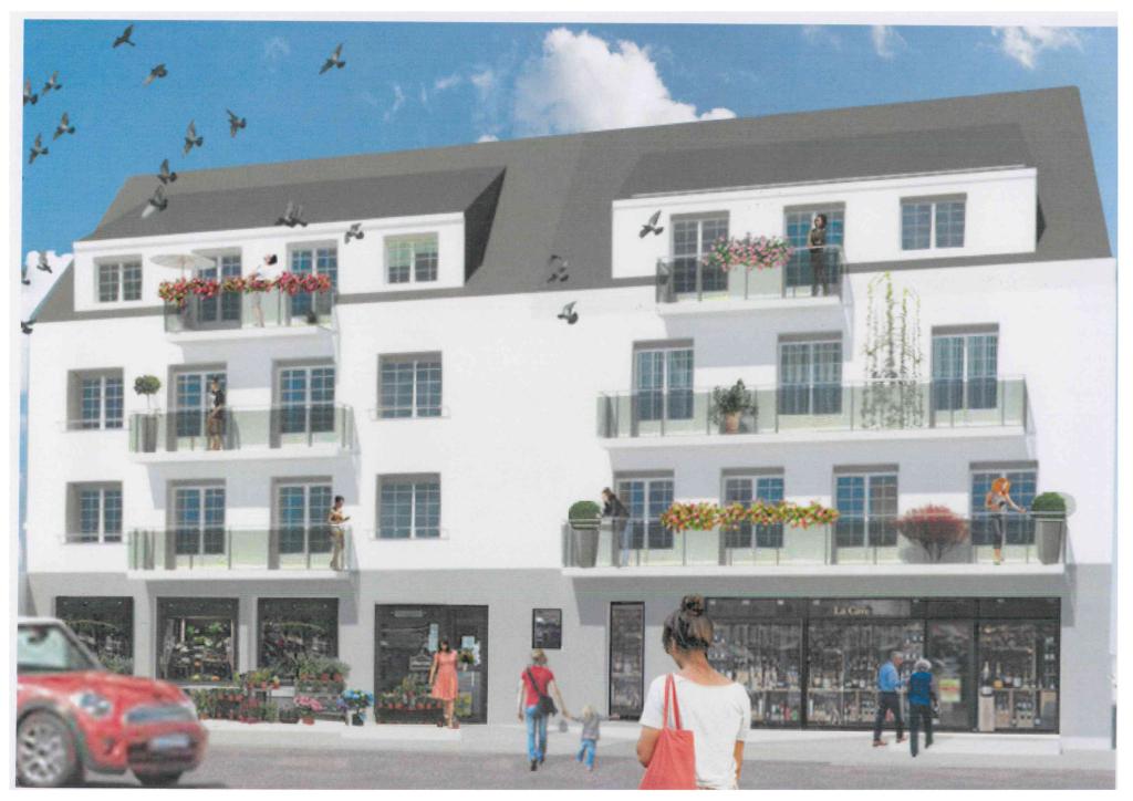 Appartement T3 sur BRIGNOGAN PLAGES LOT 4
